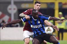 Napoli Vs Inter Milan, Lukaku Kalahkan Vieri untuk Jadi Striker Terbaik Nerazzurri