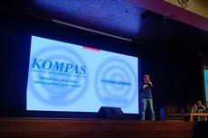 Kompas Berbagi Visi Tranformasi Digital kepada Mahasiswa Binus