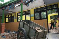 Gedung SD di Jombang yang Ambruk Belum Direhab meski Sering Diajukan