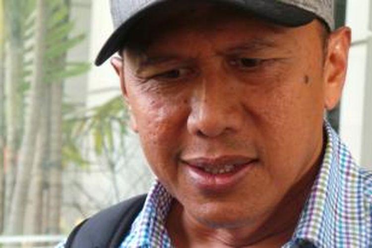 Pelatih Persija Jakarta, Rahmad Darmawan.