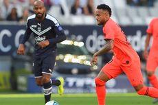 Bordeaux Vs PSG, Spesialisasi Neymar, Cetak Gol dan Menang 1-0