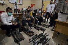 Polisi Kembali Temukan Senjata Api Ilegal di Merauke dari 2 Tersangka