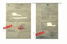 [HOAKS] 2 Surat Seleksi CPNS Catut Kementerian PANRB