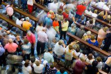 Jelang New Normal, KAJ Siapkan Protokol Peribadatan di Gereja