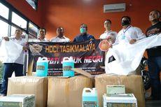 Cerita Komunitas Harley Davidson Berburu Ribuan APD hingga ke Yogyakarta, Dibagikan Gratis di Tasikmalaya