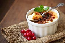 Sejarah Creme Brulee, Dessert Krim Gosong dari Perancis