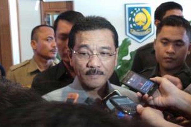 Menteri Dalam Negeri Gamawan Fauzi.