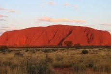 Pendakian ke Batu Uluru di Australia Resmi Ditutup, Kenapa?