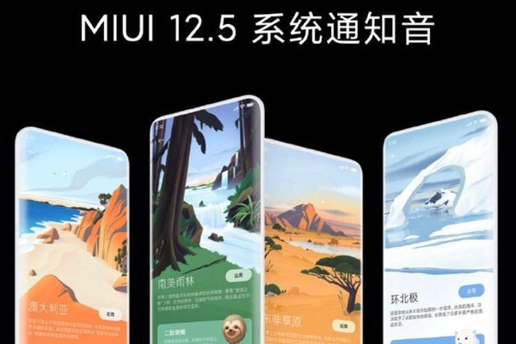 Xiaomi resmikan software antarmuka MIUI 12.5.