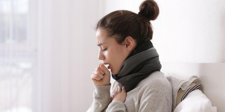 Ilustrasi flu, sakit flu