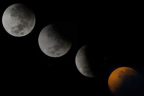 Gerhana Bulan Penumbra : Kenapa Shalat Gerhana Tidak Perlu Digelar?