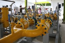 Potensi Sumber Daya Alam Gas Alam