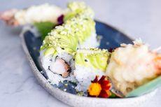 Yuk Belajar Bikin Sushi ala Restoran di Live Instagram Kompas Travel