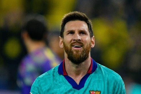 Messi Bicara Tentang Griezmann dan Masalah Internal Barcelona