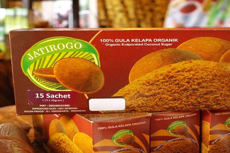 Gula Merah Organik dari Kulon Progo