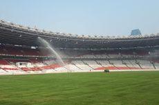 Melihat Stadion Utama GBK, 2 Hari Setelah Penutupan Asian Games 2018