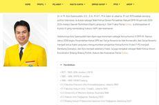 Profil dan Harta Kekayaan Wakil Ketua DPR Aziz Syamsuddin