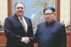 Persiapkan Pertemuan Trump-Kim Jong Un, Menlu AS Sambangi Korut Lagi
