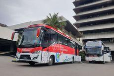 Bus Bio Laboratorium Buatan Karoseri Laksana untuk Daerah Terpencil
