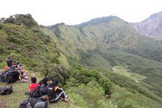 Rayakan Tahun Baru di Gunung Bawakaraeng, 9 Pendaki Tersesat
