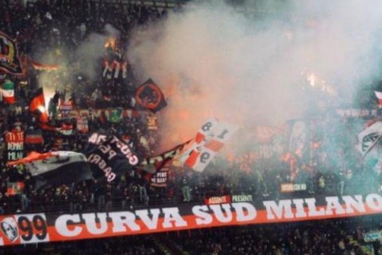 Ultras Milan.