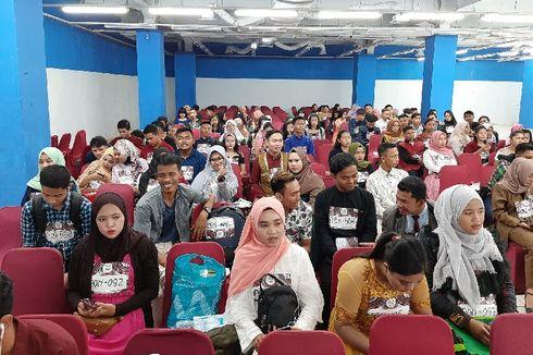 Audisi Liga Dangdut Indonesia 2020 di Pontianak Diserbu Ratusan Peserta