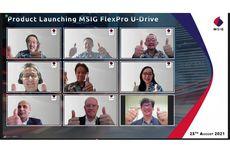 MSIG Indonesia Luncurkan MSIG FlexPro U-Drive, Asuransi Kendaraan Bermotor dengan Layanan Telematika
