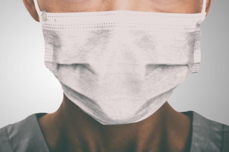 Ilustrasi pasien virus corona, virus corona