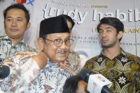BJ Habibie Wafat, Reza Rahadian Tulis Kalimat Menyentuh