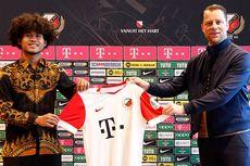 Pujian dan Rencana Direktur Teknik FC Utrecht kepada Bagus Kahfi