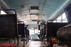 Potret Kehidupan Bus Kota Tertua PPD