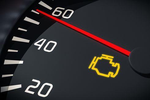 Lampu Indikator Engine Check Mobil Menyala, Slow Jangan Panik