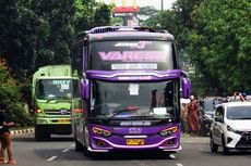 Aturan Bus AKAP Angkut Penumpang Selama PSBB Ketat