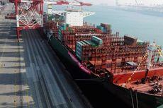 Kapal Barang Terbesar di Dunia Mulai Pelayaran Perdana ke Eropa