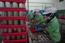 Pasca-temuan Cacing, Pabrik Stop Produksi Ikan Makarel Kaleng