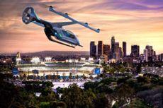 Bandara Soekarno Hatta Siapkan Layanan Taksi Terbang untuk Antar Masyarakat