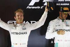 Rosberg Vs Hamilton, Bersaing sejak Kanak-kanak