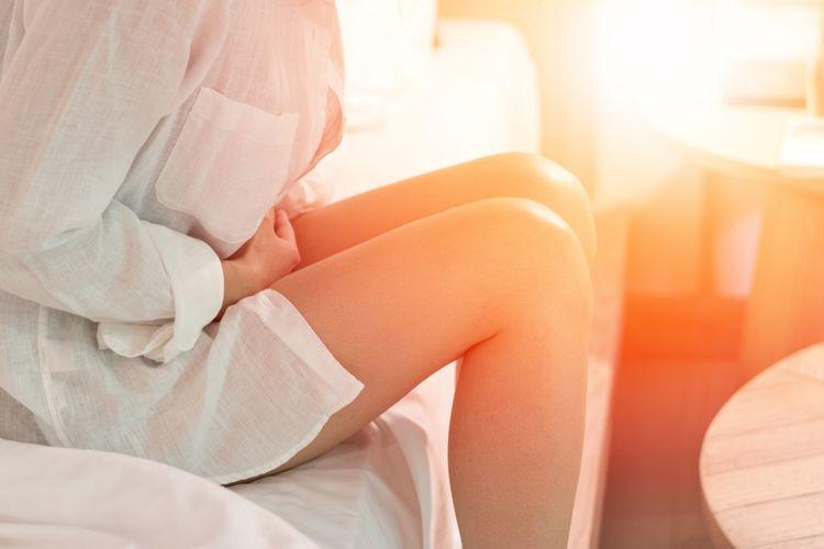 Ilustrasi endometriosis
