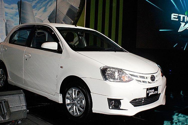 Toyota Etios versi Indonesia