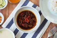 Resep Daging Sapi Masak Kecap Pedas, Lauk Makan Keluarga