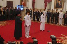 Presiden Jokowi Lantik Gubernur dan Wagub NTB