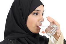 Tips Minum Air Putih saat Puasa