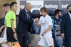 Liga Champions, Jamu Shakhtar, Masalah Pemain Cedera Jadi Tantangan Madrid