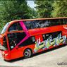 Kendala yang Dihadapi Bus Tingkat Saat Lewati Sitinjau Lauik