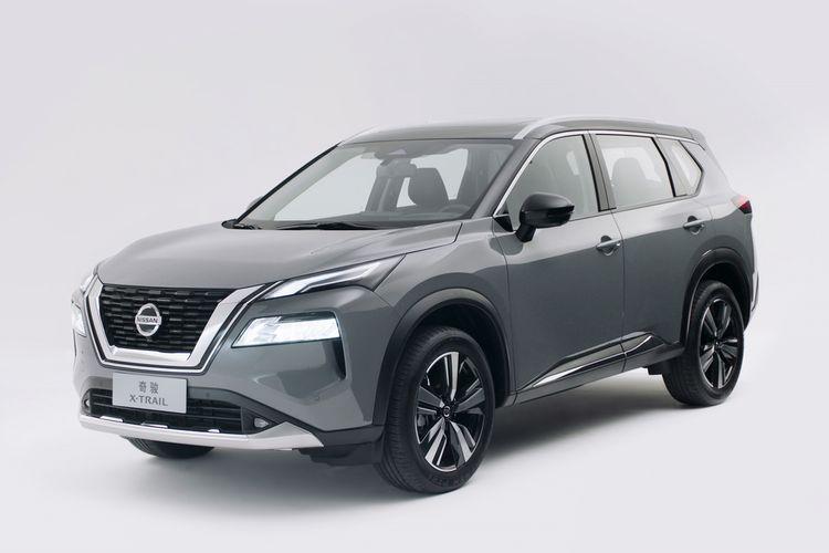 Nissan X-Trail terbaru hadir di China.