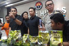 Sebelum Ditembak Mati, Bandar Narkoba Nekat Tabrak Motor Polisi