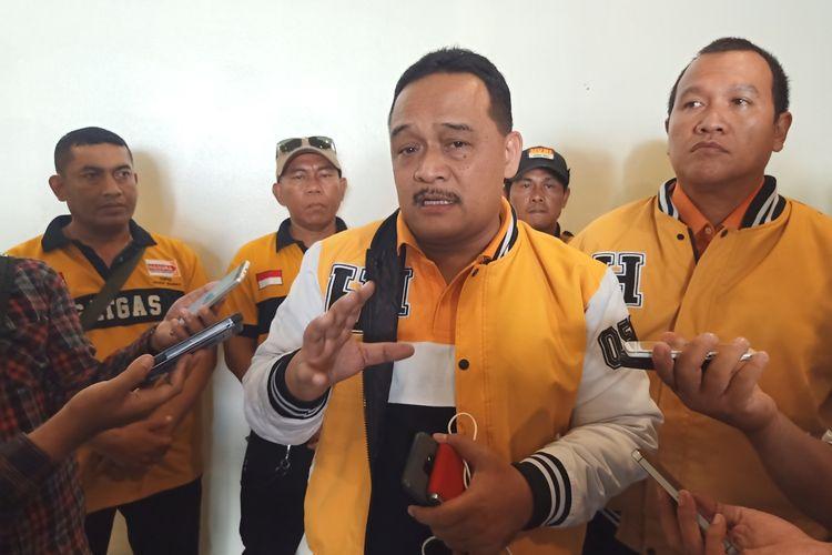 Plt Ketua DPD Partai Hanura Jawa Barat Benny Ramdhani