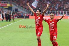 Persija Vs Borneo FC, Evan Dimas Jadi Kunci Kemenangan Macan Kemayoran