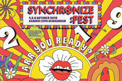 Synchronize Fest Akan Jadi Gerakan Ramah Lingkungan
