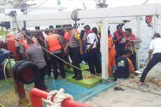 Kapal Nelayan Berpenumpang 13 yang Hilang di Perairan Maluku Tenggara Ditemukan
